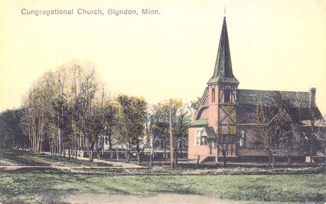 First Congregational Church of Glyndon 1906
